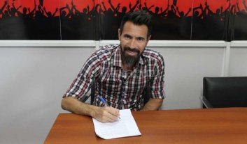 Colón tiene DT: firmó Eduardo Domínguez