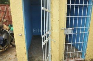 La celda donde estuvo Lanatta