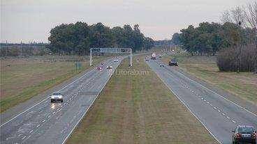Se normalizó el tránsito en la autopista Santa Fe - Rosario
