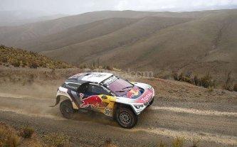 Este jueves se reanuda el Dakar
