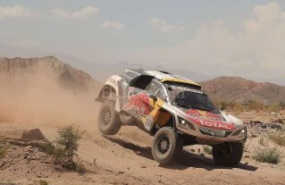 El Dakar movilizó unas 150.000 personas en su paso por Argentina