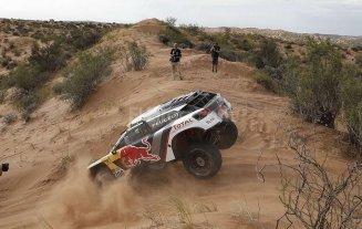 Peterhansel a un paso de conseguir su 13º título en el Dakar
