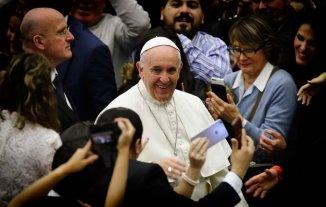 """El Papa reclamó una """"globalización solidaria"""""""