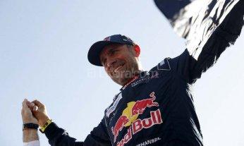 Peterhansel vence en autos y conquista su decimotercer Dakar