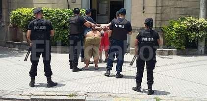 Dos peligrosos hermanos fueron detenidos en Alto Verde