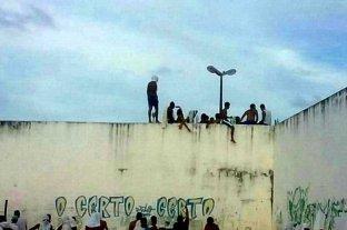 10 presos muertos en un nuevo motín en una cárcel de Brasil