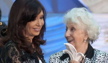"""Carlotto dice que los Kirchner tienen """"mucha plata"""" pero que no eran """"deshonestos"""""""