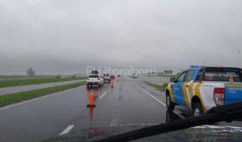 Estado de las rutas luego de las intensas lluvias