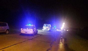 Siniestro fatal en la Ruta Provincial 2