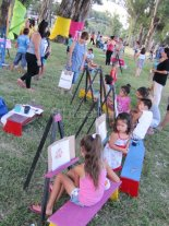 Juegos y actividades para chicos en los parques Garay y del Sur