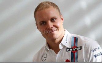 F1: Valtteri Bottas correrá para el equipo Mercedes