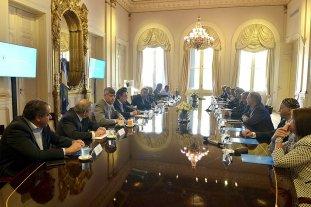 Macri encabeza la primera reunión de gabinete del año