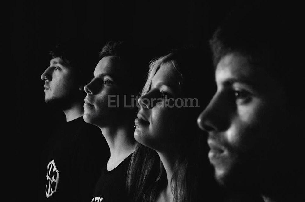 Nada Más y Nada Menos (Nmynm) será parte con su rock alternativo, con el que ya recorrieron diferentes ciudades del país. Gentileza Cíclope Áureo