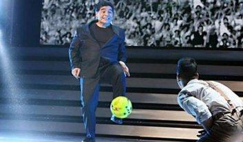 """Maradona: """"En Nápoles fui muy feliz"""""""