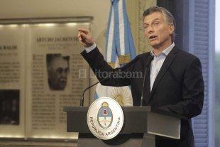 Macri anunció que va a declarar la emergencia por las inundaciones
