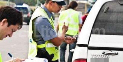 Una multa de tránsito en Córdoba puede llegar a los 41.000 pesos -