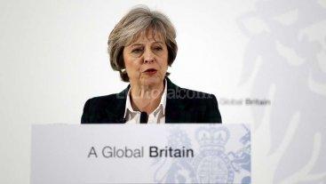 La premier británica confirmó la salida del Reino Unido de la Unión Europea