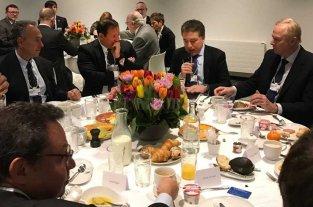 """""""Queremos tener una relación cordial y madura con el FMI"""""""
