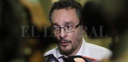 Detuvieron a la empleada de la agencia de turismo - Fiscal Omar De Pedro. -