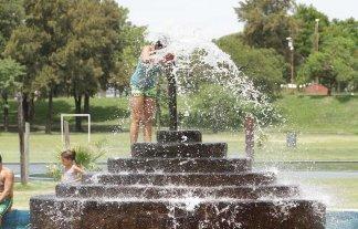 Top 20 de las ciudades más calurosas de país