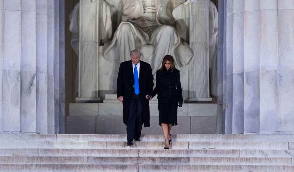 Trump asume la presidencia de Estados Unidos -  -