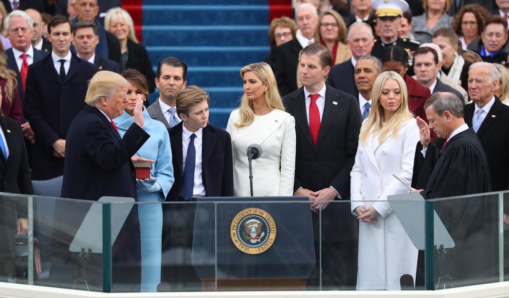 En vivo: Trump es el nuevo presidente  de Estados Unidos -  -
