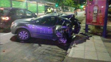 Alcoholizado al volante: causó dos accidentes y mató a una mujer
