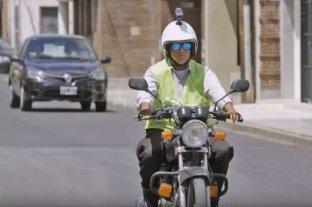 """En la ciudad ya se labran multas captadas por el """"zorromóvil"""""""