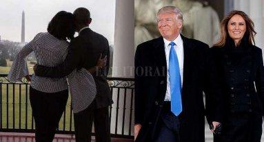 Un cambio radical en la Casa Blanca