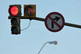 Reprogramaron los semáforos de bulevar y el macrocentro