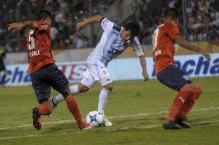 Aburrido empate entre Independiente y Atlético Tucumán