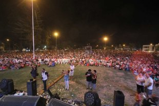 Exitosa primera noche del Festival de Guadalupe