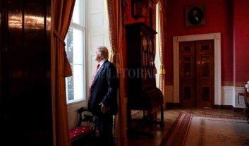 Trump, día 1