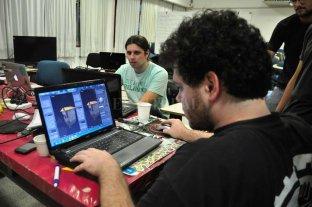 """Un """"campamento"""" de verano donde se crean videojuegos"""