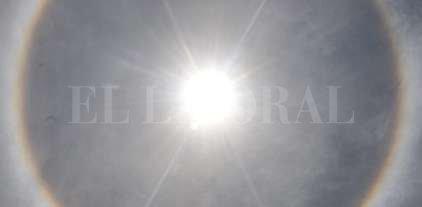 Informe especial: altas temperaturas para toda la semana -  -