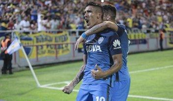 Era post Tévez: Boca arrancó con una victoria ante Estudiantes