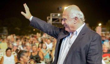 Lifschitz participó del Festival de Guadalupe