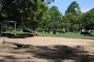 El Parque Garay escenario de otra agresión