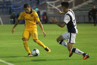 Talleres superó a Rosario Central por penales