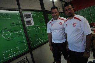 Mosset y Aguilar definieron los técnicos de inferiores