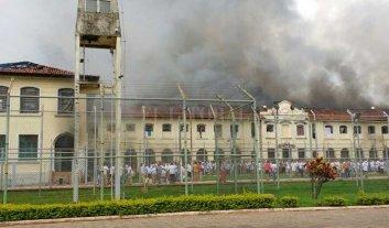 Se fugaron 200 presos de una cárcel de Brasil