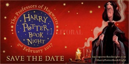 Santa Fe tendrá su Harry Potter Book Night