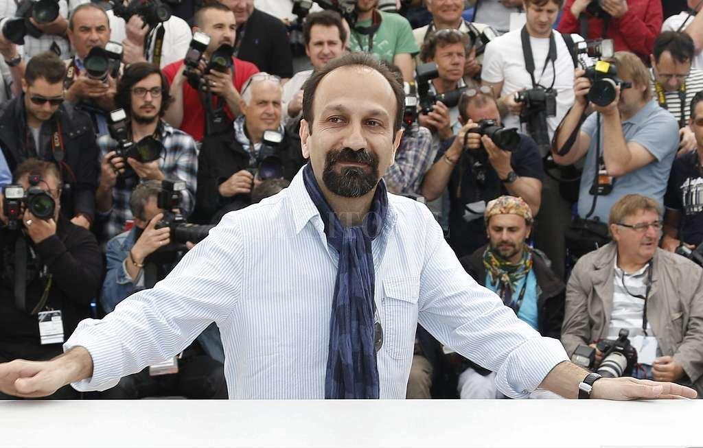 Asghar Farhadi, nominado al Oscar a la mejor película de habla no inglesa por su película