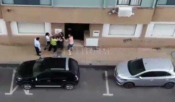 """Vecinos del centro preocupados por el accionar de """"trapitos"""""""