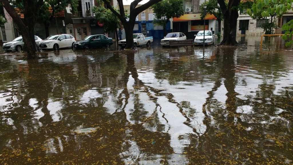 La zona de Av. Freyre y Catamarca Periodismo Ciudadano / WhatsApp