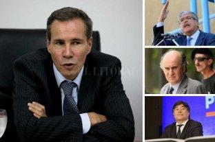 Denuncia de Nisman: imputaron a De Vido, Parrilli y Zannini