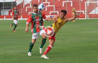 Los titulares de Unión golearon a Sportivo Las Parejas