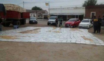 Secuestran más de dos toneladas y media de marihuana en Córdoba
