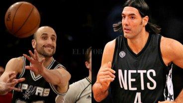 """Los Nets prescinden de Scola y para Ginóbilii es lo """"mejor para él"""""""