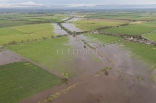 Declararon la emergencia agropecuaria en la provincia de Santa Fe por las inundaciones